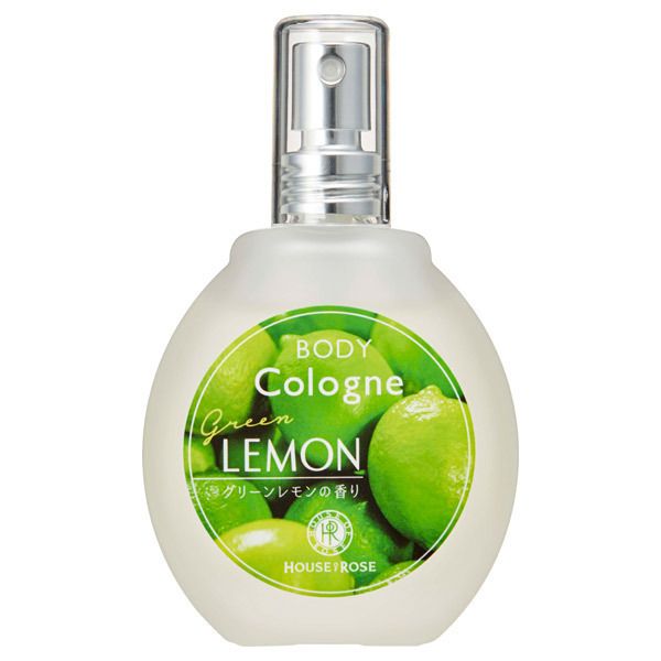 【数量限定】ボディコロン GL (グリーンレモンの香り) / 45ml