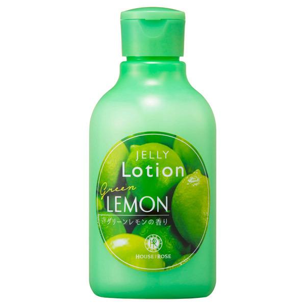 【数量限定】ジェリーローション GL (グリーンレモンの香り) / 200ml