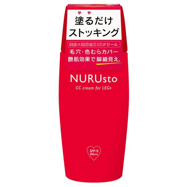 NURUsto 脚用CCクリーム / SPF15 / PA+ / 本体 / 100mL / オスマンサス(金木犀)