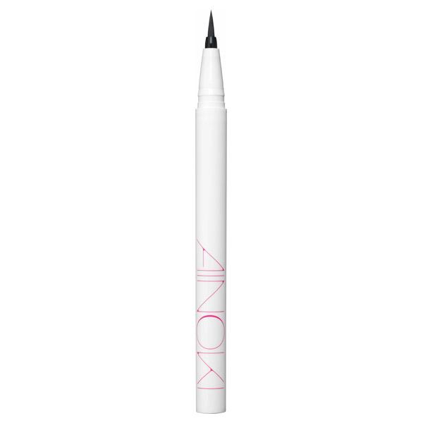 フォルムデザイン リキッドアイライナー / 本体 / BK クリアブラック 透明感のある美しい発色 / 0.5ml / 最もなめらかに描ける毛先0.15mmの筆