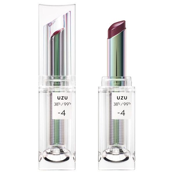 38属C/99属F Lipstick <TOKYO> / -4 plum / 3.8g