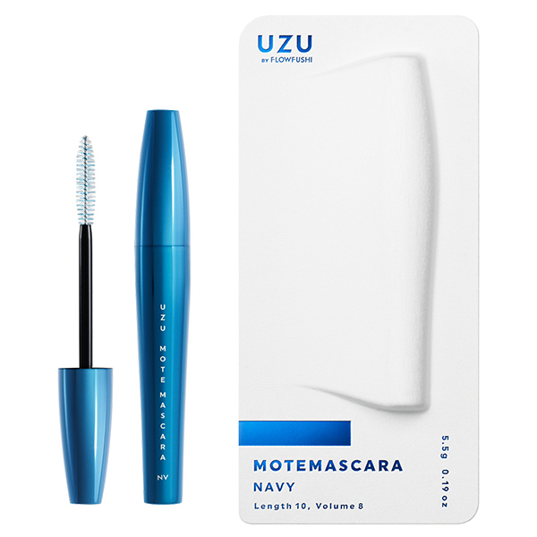 MOTE MASCARA COLOR / NAVY / 5.5g