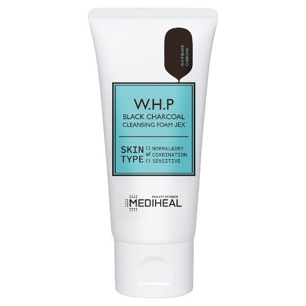 W.H.P ブラックチャコールクレンジングフォームJEX / 本体 / 80g