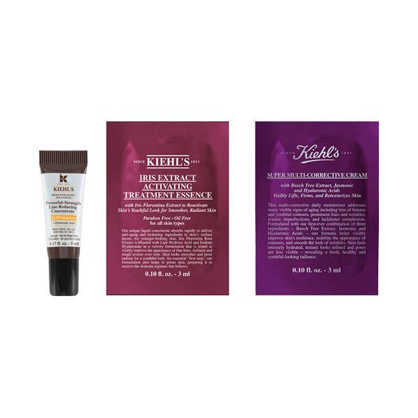 キールズ ビタミンC美容液 エイジングケア 体感セット / 本体