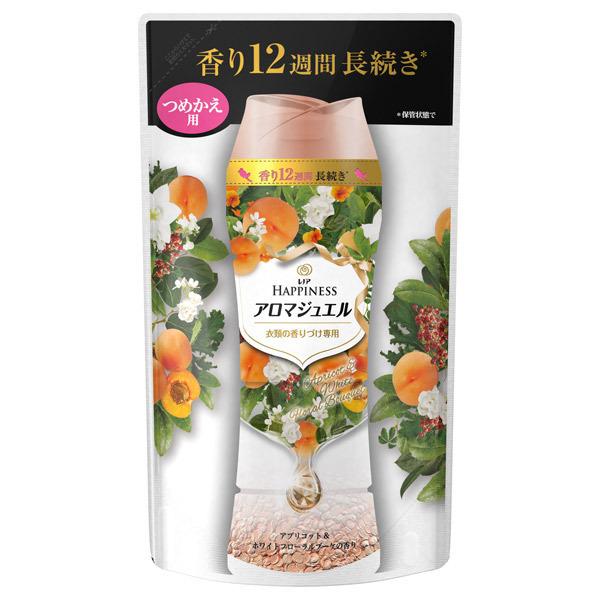 レノアハピネス アロマジュエル アプリコットホワイトフローラルブーケの香り / 詰替え / 455ml