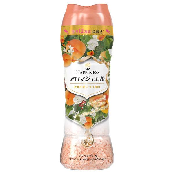 レノアハピネス アロマジュエル アプリコットホワイトフローラルブーケの香り / 本体 / 520ml