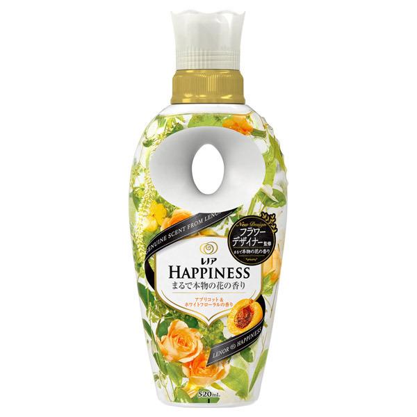 レノアハピネス アプリコット&ホワイトフローラルの香り / 本体 / 520ml