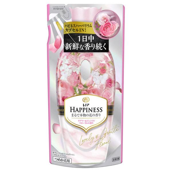 レノアハピネス ラブリー&ジェントル フローラルの香り
