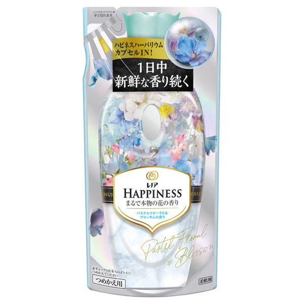 レノアハピネス パステルフローラル&ブロッサムの香り