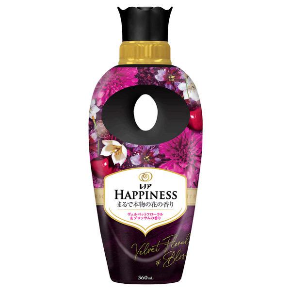 レノアハピネス ヴェルベットローズ&ブロッサムの香り / 本体 / 560ml
