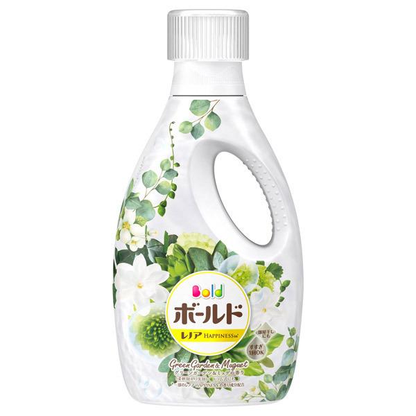 ボールドジェル グリーンガーデン&ミュゲの香り / 本体 / 800g / グリーンガーデン&ミュゲの香り