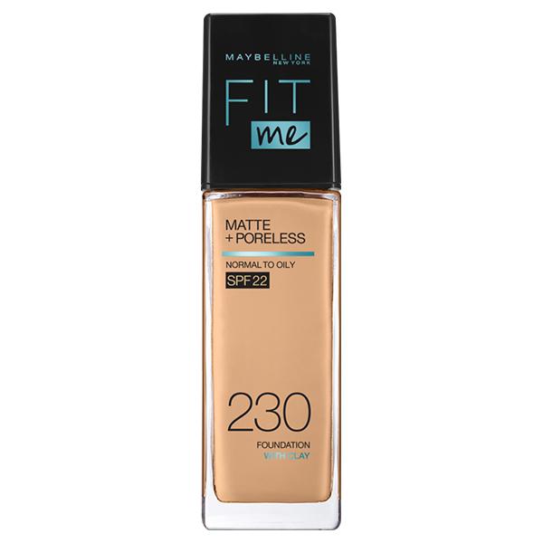 フィットミー リキッド ファンデーション R / SPF22 / 230 健康的な肌色(ピンク系) / 30ml