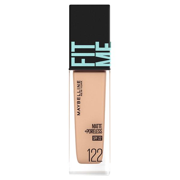 フィットミー リキッド ファンデーション R / SPF22 / 122 標準的な肌色(ピンク系) / 30ml