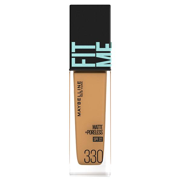 フィットミー リキッド ファンデーション R / SPF22 / 330 健康的な肌色(イエロー系) / 30ml