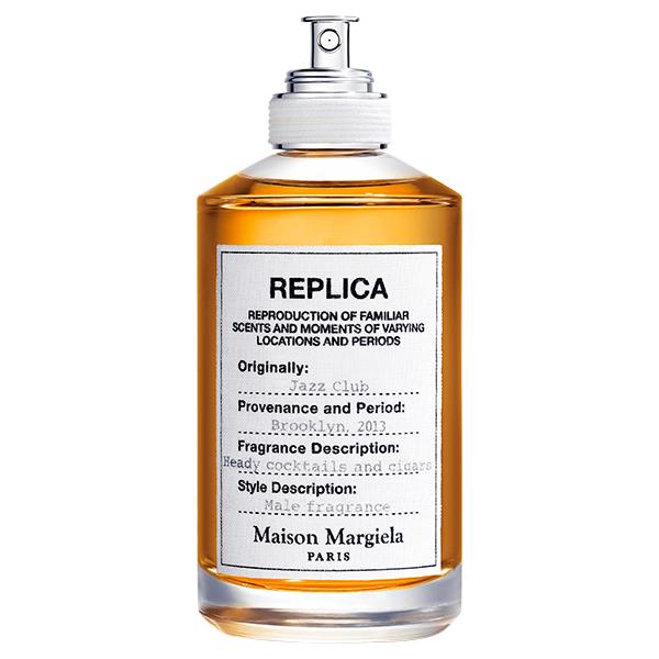 レプリカ オードトワレ ジャズ クラブ / 100mL / 本体 / オリエンタルウッディー