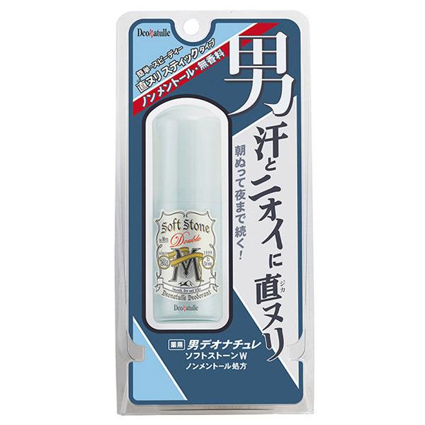 男ソフトストーンW ノンメントール処方 / 20g
