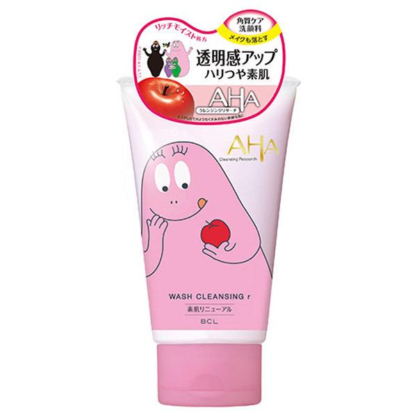 ウォッシュクレンジング r / バーバパパ(限定) / 120g / アップルフローラルの香り