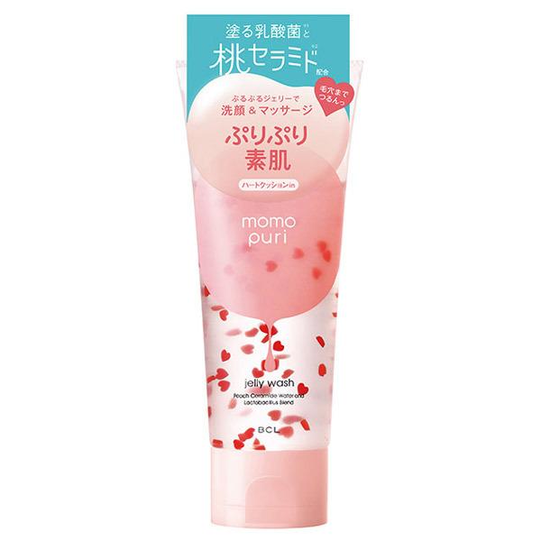 潤いジェリー洗顔 / 100g / ほんのりピーチの香り