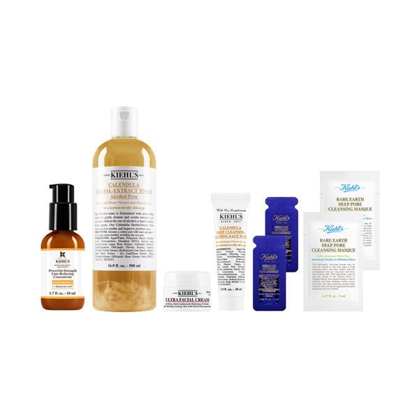 キールズ ビタミンC美容液 毛穴&保湿セット(ジャンボ化粧水) / 本体