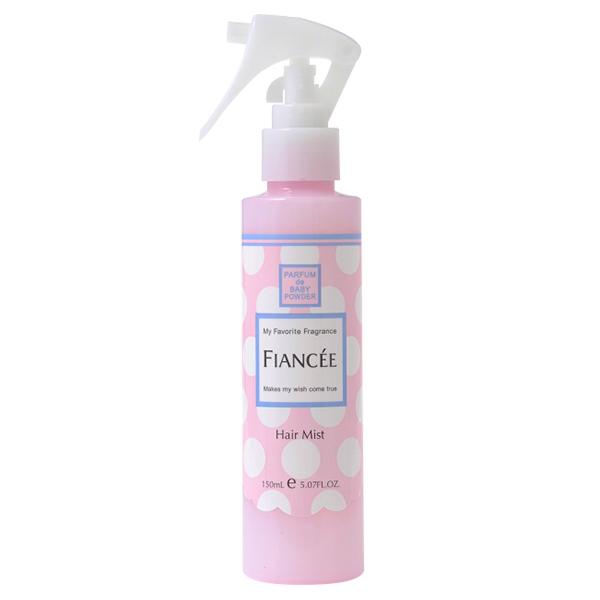 フレグランスヘアミスト ベビーパフパフ / 150mL / ベビーパウダーの香り