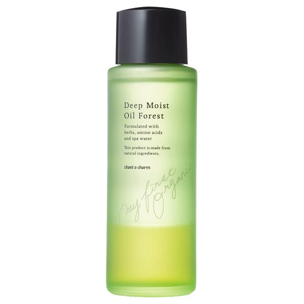 ディープモイストオイル F(フォレスト) / 本体 / 60ml / しっとり / フィトンチッド系の清涼感のある香り