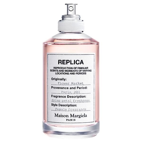 レプリカ オードトワレ フラワー マーケット / 本体 / 100mL / フローラルグリーン