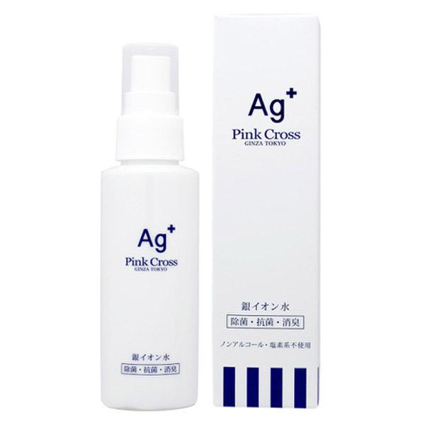 銀イオン水 Ag+ / 本体 / 100ml / 無香料
