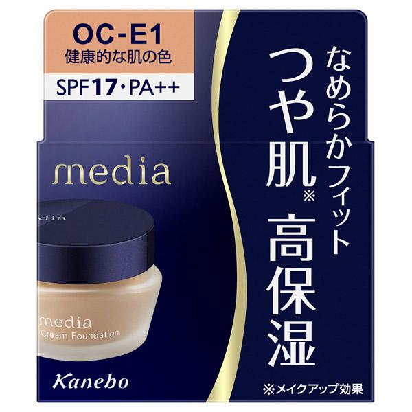 クリームファンデーションN / SPF17 / PA++ / 本体 / OC-E1 / 25g