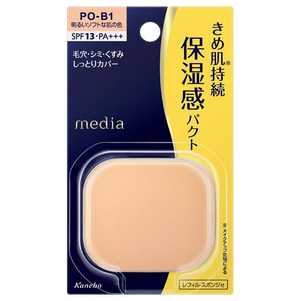 モイストカバーパクト / SPF13 / PA+++ / リフィル / PO-B1 / 11g