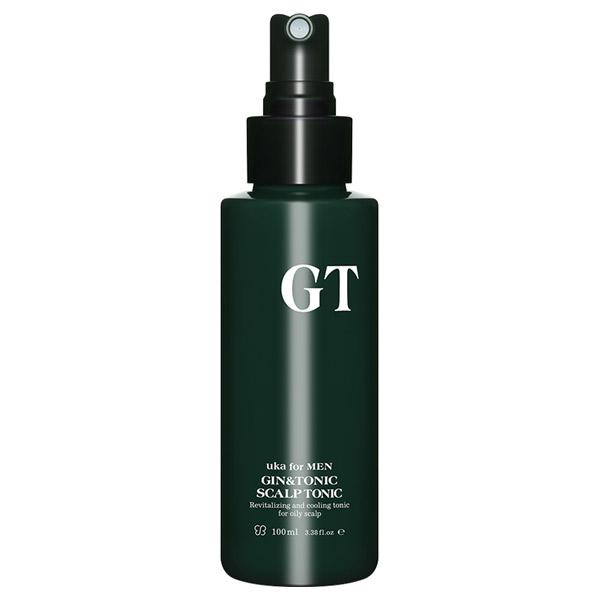 uka for MEN GT scalp tonic