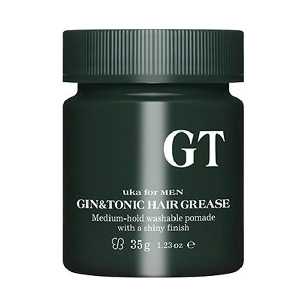 uka for MEN GT hair grease