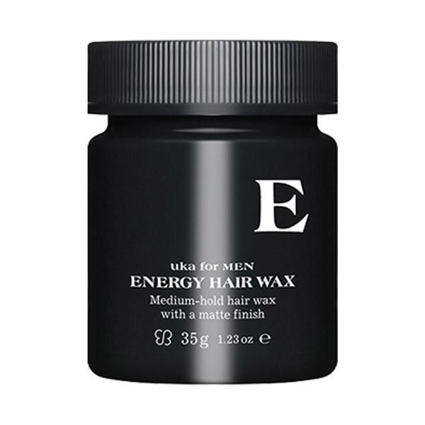 uka for MEN E hair wax