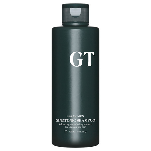 uka uka for MEN GT Shampoo