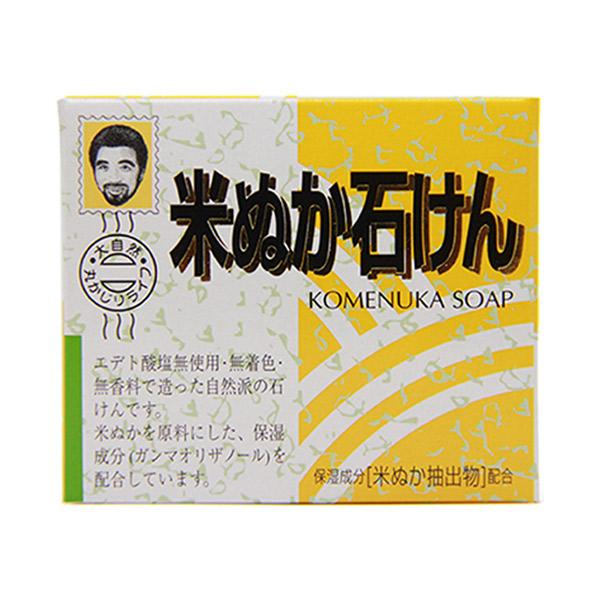 米ぬか石けん / 本体 / 80g