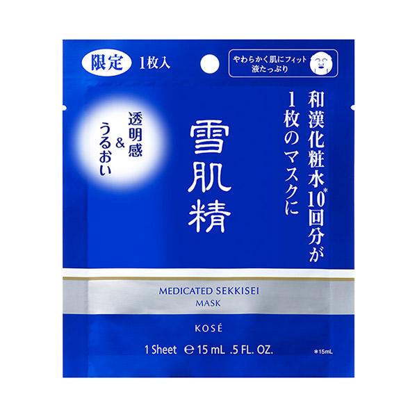 薬用 雪肌精 マスク / 本体 / 15mL×1枚
