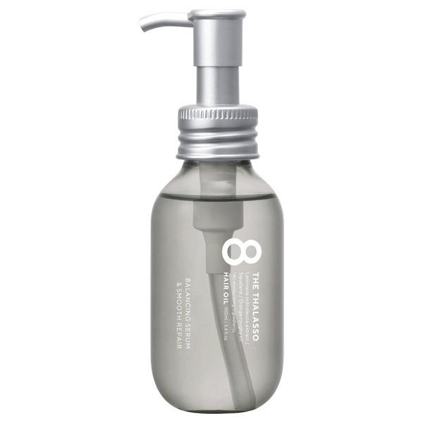 エイトザタラソ バランシングセラム&スムースリペア 美容液オイル / 本体