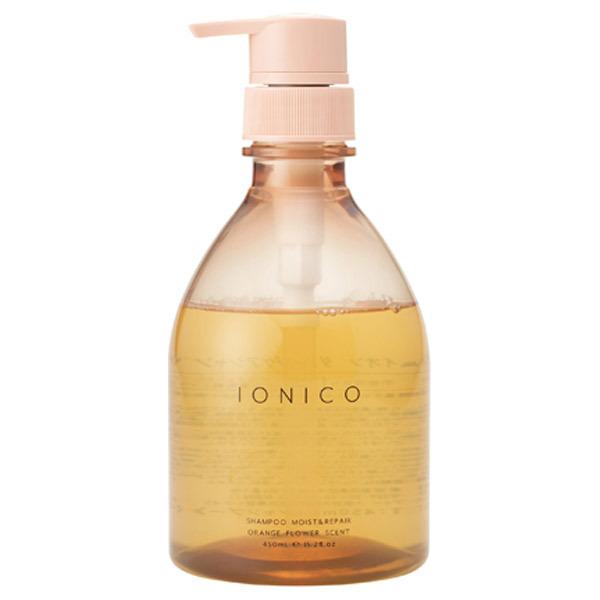 プレミアムイオン ダメージケアシャンプー (モイスト&リペア) / 450ml / オレンジフラワーの香り
