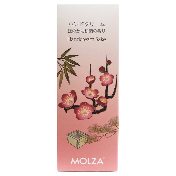 ハンドクリーム ほのかに枡酒の香り / 本体 / 50g / 酒粕エキス(保湿成分)配合によりすべすべの手肌に。