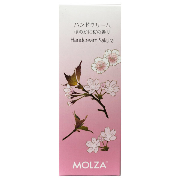 ハンドクリーム ほのかに桜の香り / 本体 / 50g / ほのかに桜葉の香り