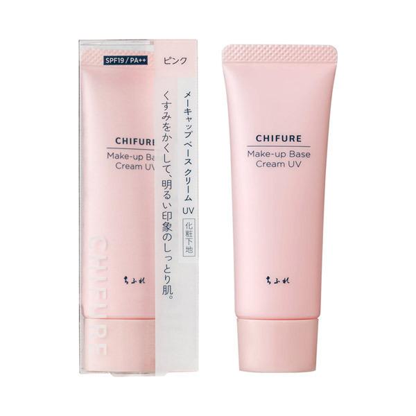 メーキャップ ベース クリーム UV / ピンク