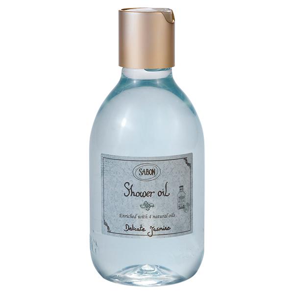 シャワーオイル デリケート・ジャスミン / 300mL / デリケート・ジャスミン