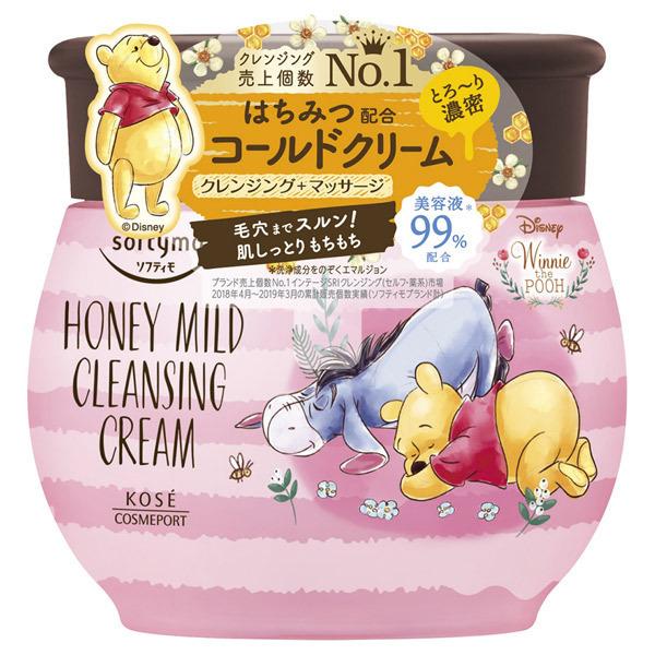 コールドクリーム (ハニーマイルド) / 300g / シトラスハニーの香り
