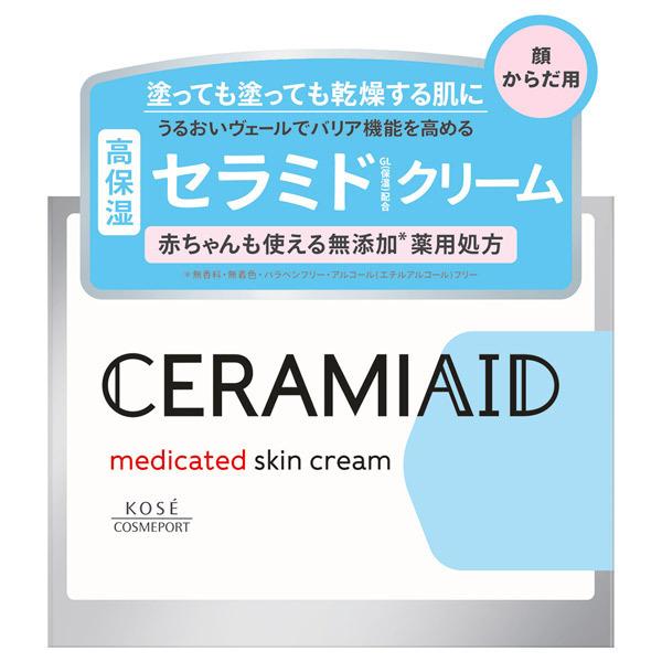 セラミエイド 薬用スキンクリーム / 140g / 無香料