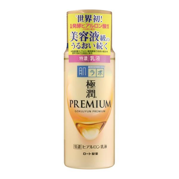 極潤プレミアムヒアルロン乳液 / 本体 / 140ml