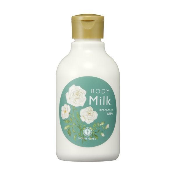 【数量限定】ボディミルク WR / 本体 / 200mL / ホワイトローズの香り