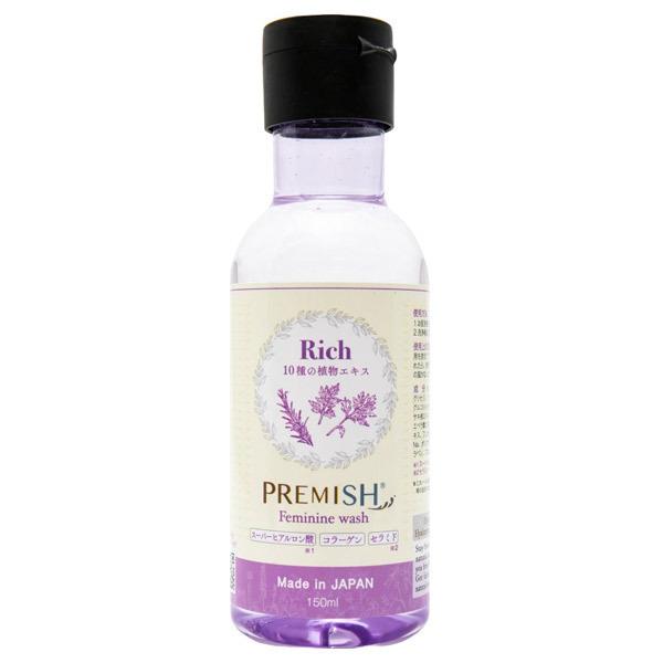 PREMISH Feminine wash Rich / 本体 / 150ml / 花束のやさしい香り