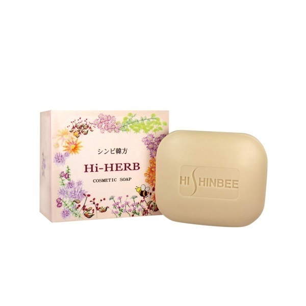 シンビ韓方ハイハーブ石鹸 / 本体 / 100g / しっとり / ハチミツの香り