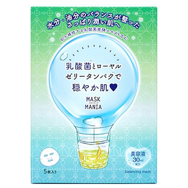 マスクマニア美容液シートマスク PR / 本体 / 30ml×5