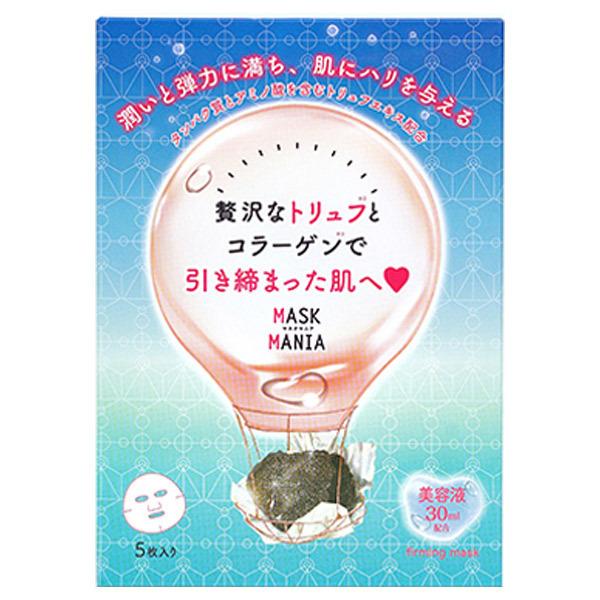マスクマニア美容液シートマスク CA / 本体 / 30ml×5