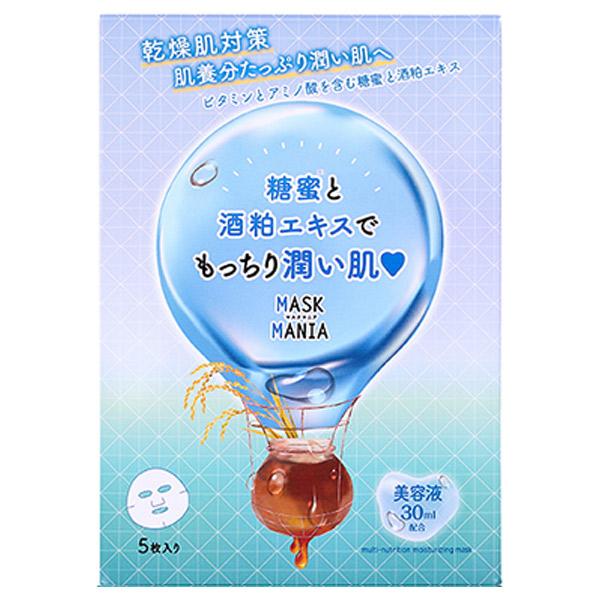 マスクマニア美容液シートマスク SK / 本体 / 30ml×5